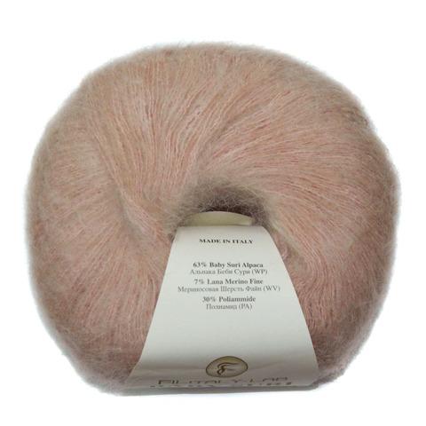 Купить Пряжа Filitaly-Lab Baby Suri Код цвета 1130 | Интернет-магазин пряжи «Пряха»