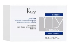 KEZY mytherapy NO LOSS INTENSIVE Hair-Loss prevention lotion 10*8мл