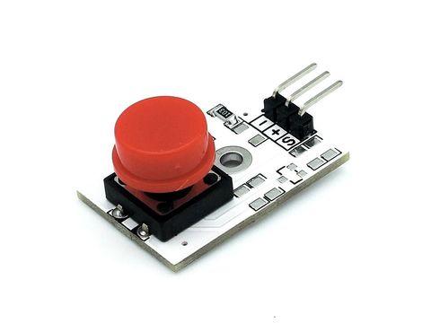 Модуль кнопки (красный)