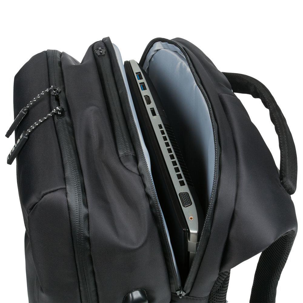 Oresund Laptop Backpack, black