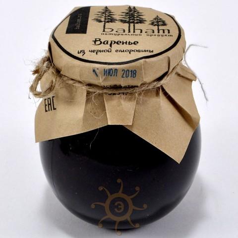 Варенье из черной смородины Balham, 300г