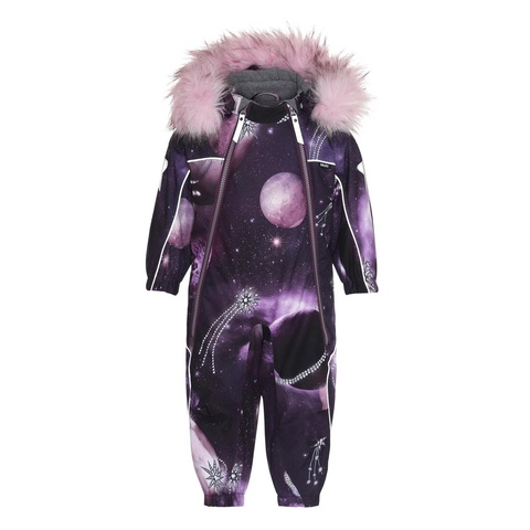 Комбинезон Molo Pyxis Fur Shooting Stars