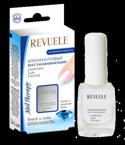 Revuele Бриллиантовый восстанавливающий комплекс для ногтей