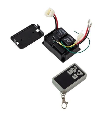Блок дистанционного управления лебедками autoTRAC