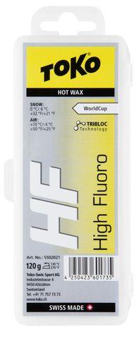Картинка парафин Toko TRIBLOC HF 120 (0/-6)
