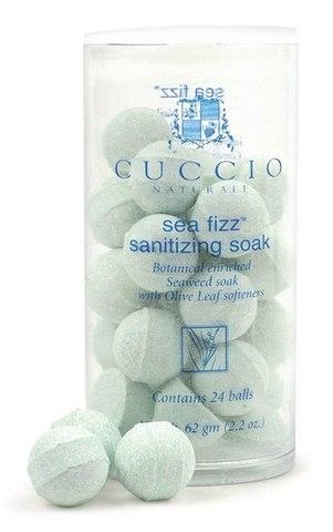 Антисептические шарики с ароматом моря уп.10 шт
