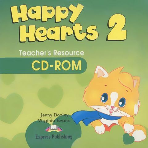 Happy Hearts 2. Teacher's resource CD-ROM. CD-ROM для учителя