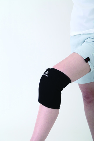 Суппорт колено PHITEN VOLLEYBALL SUPPORTER KNEE_w PAD