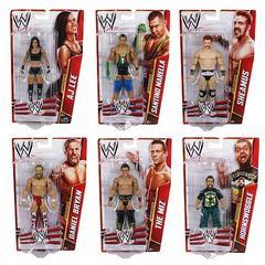WWE Basic Figure Series 30A