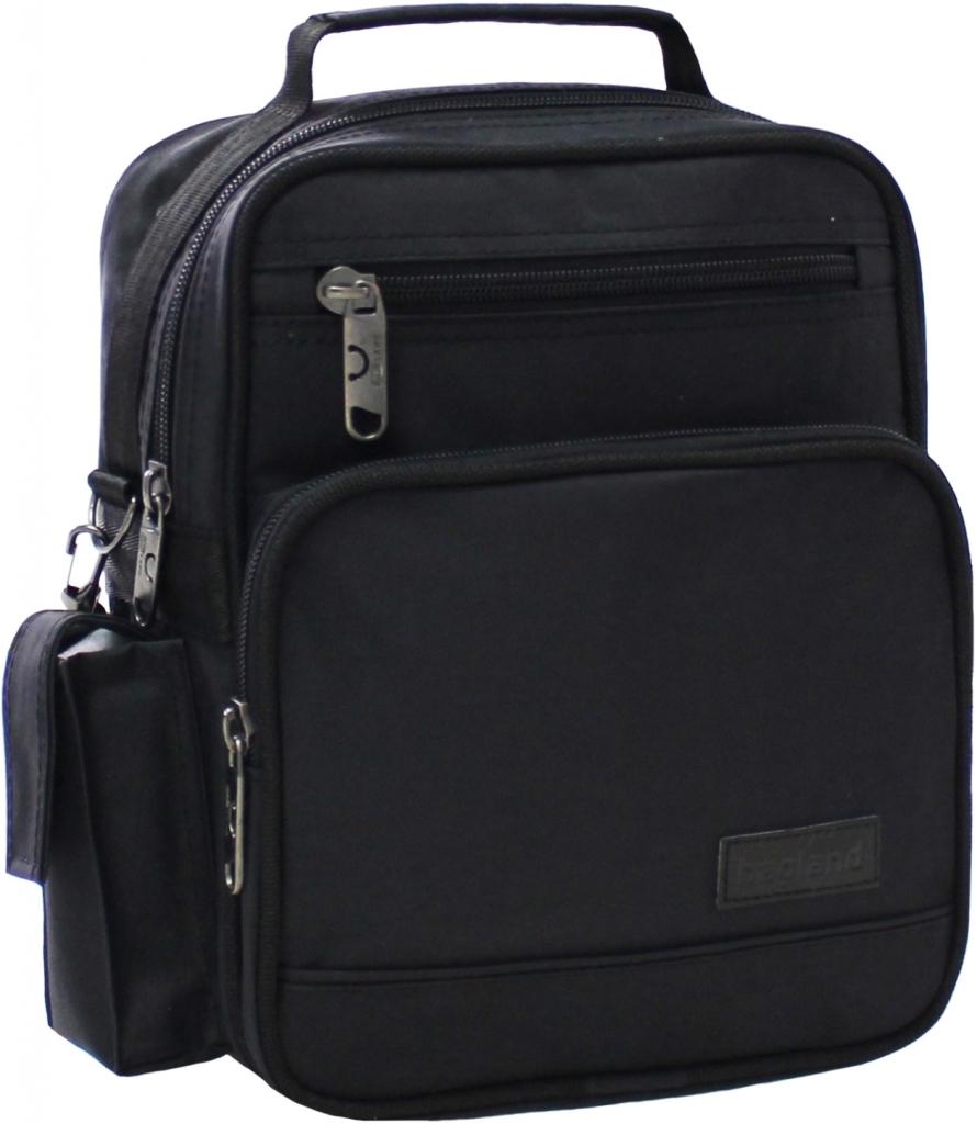 Сумки через плечо Мужская сумка Bagland Mr.Jack 7 л. Чёрный (0026670) e86ebab434ff5a7172440f41518a7455.JPG