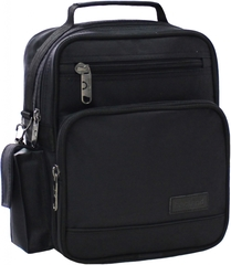 Мужская сумка Bagland Mr.Jack 7 л. Чёрный (0026670)