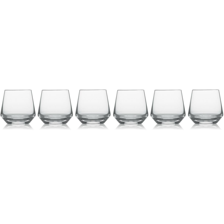 Набор стаканов для виски «Pure», 389 мл. набор стаканов для виски 6 шт bohemia набор стаканов для виски 6 шт