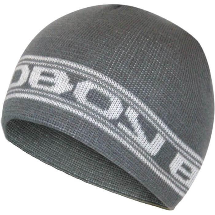 Шапки Шапка Bad Boy Beanie Stripe (серый)& 1.jpeg