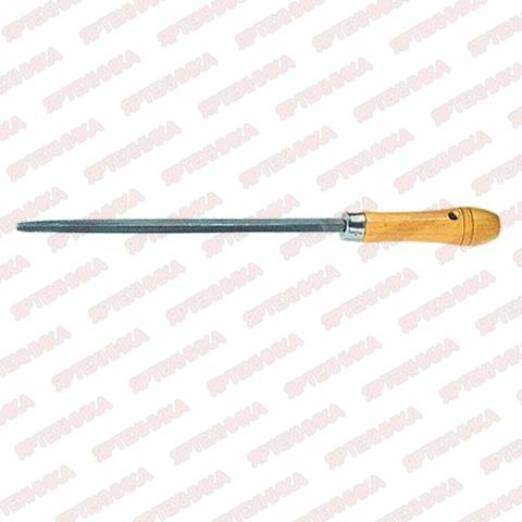 Напильник 200мм квадратный деревянная ручка Сибртех