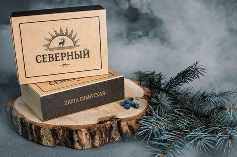 Табак для кальяна Северный - Сибирская пихта