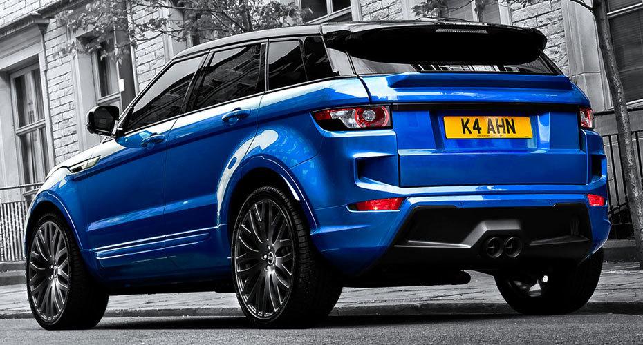 Обвес Kahn Design RS250 для Range Rover Evoque Копия