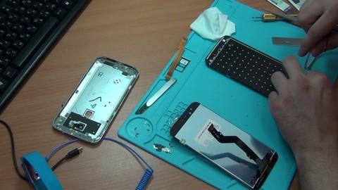Замена модуля на Huawei (Работа по установке)