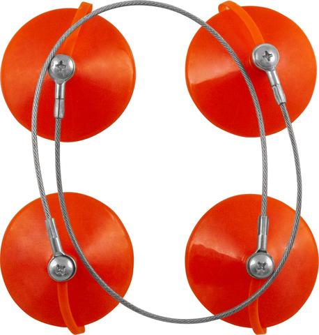 AB020015 Держатель для боковых стекол