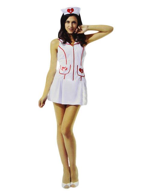 Костюм карнавальный взрослый  Медсестры