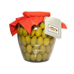 Оливки Casa Rinaldi гигантские зеленые GGG 3190 г