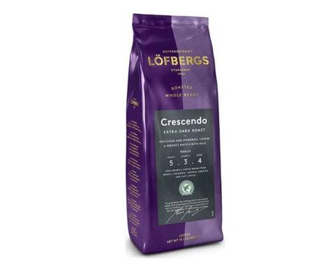 купить кофе в зернах Lofbergs Crescendo Hella, 400 г