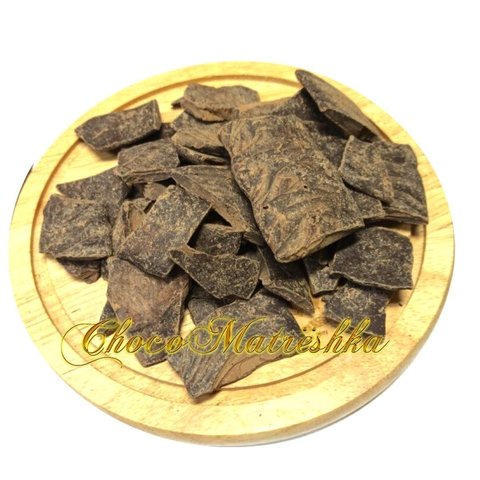 Какао тертое из Эквадора в плитках Criollo Arriba Nacional 30 кг