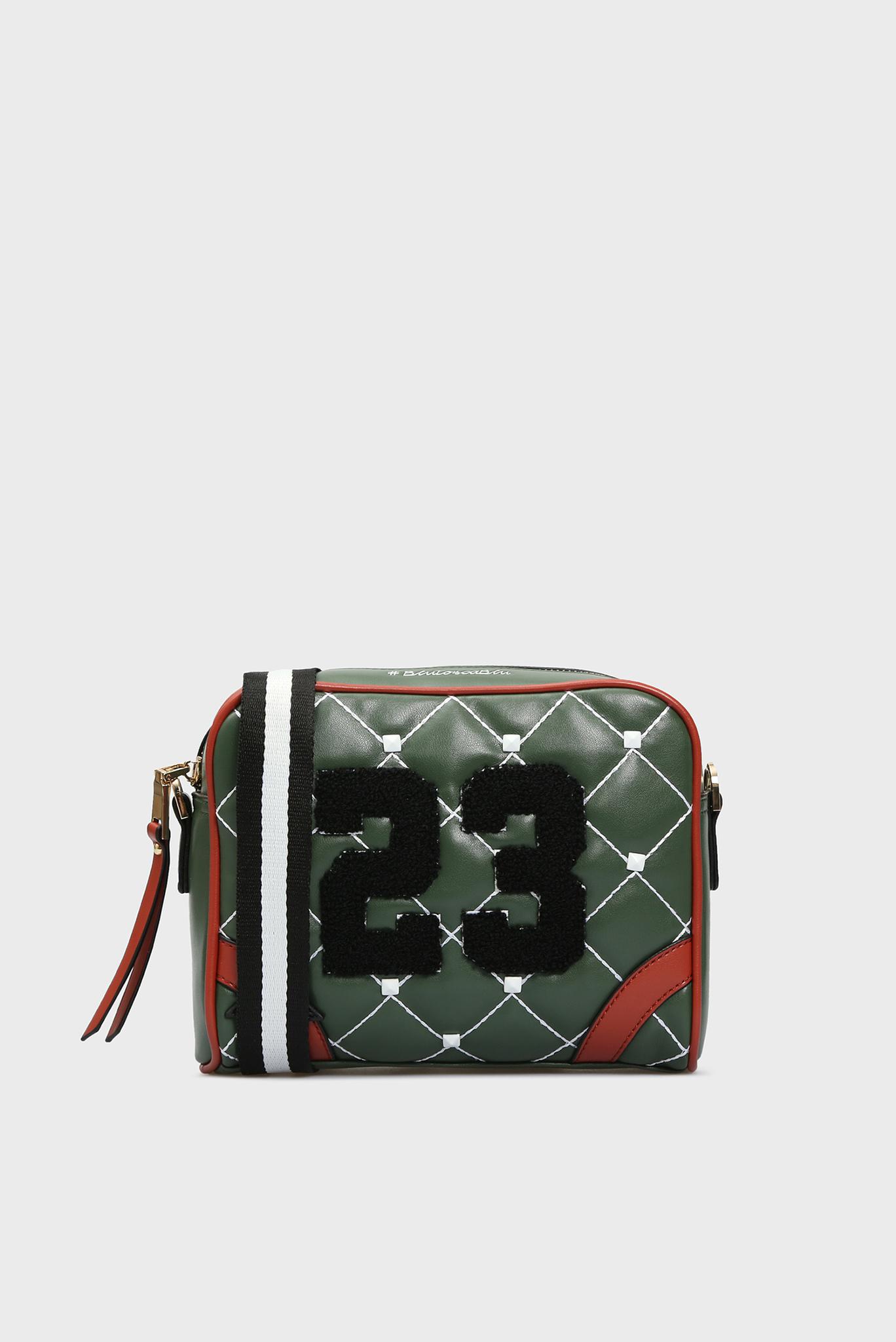 Женская зеленая сумка через плечо TWENTY-THREE Tosca Blu