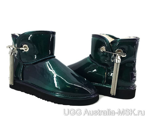 UGG & Jimmy Choo Mini Green