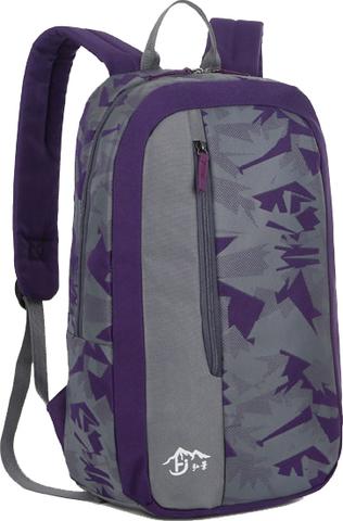 Спортивный рюкзак Feelpioner 1063 Фиолетовый 20L