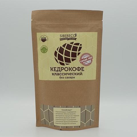 Кедрокофе классический без сахара SIBERECO, 250 гр