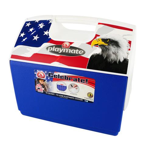 Изотермический контейнер (термобокс) Igloo Playmate Elite Eagle (термоконтейнер, 15 л.)