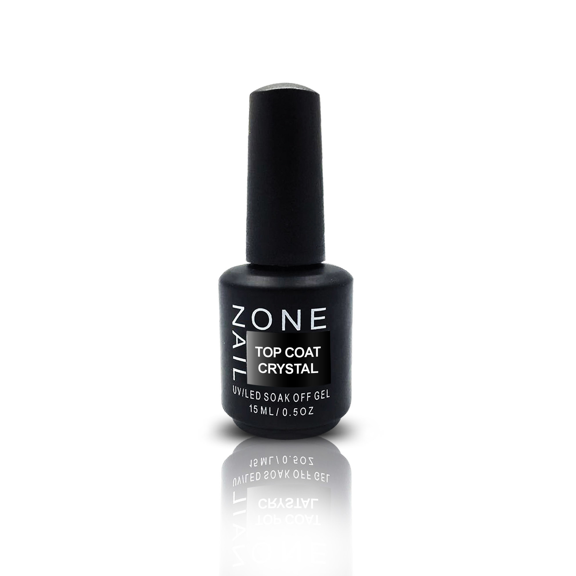 Топ ONENAIL Top Coat Crystal без липкого слоя 15мл