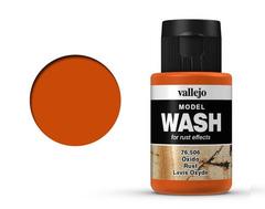 Rust Wash