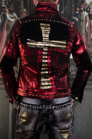 Куртка джинсовая The Saints Sinphony TSJ012