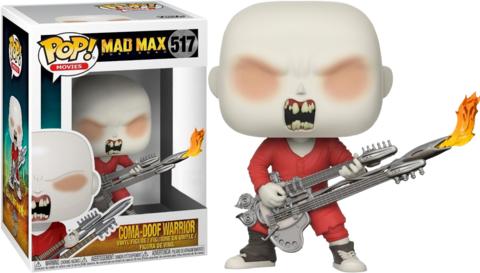 Фигурка Funko POP! Vinyl: Mad Max: Fury Road: Coma-Doof (Exc)