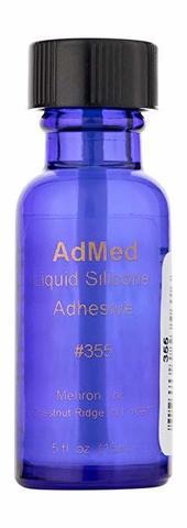 MEHRON Силиконовый клей Makeup AdMed Body Adhesive (.5 oz), 15 мл
