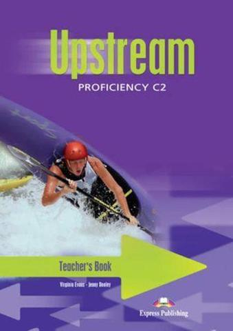 upstream proficiency teacher's book - книга для учителя