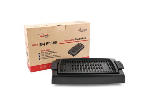 Электрический гриль HM-8000