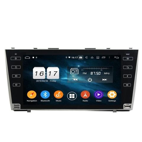 Магнитола Toyota Camry V40 2006-2011 Android 9.0 4/64GB DSP модель CB9617PX5