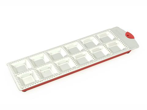 8576 FISSMAN Форма для приготовления равиоли на 12 квадратных ячеек,  купить