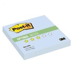Стикеры Post-it Original Зима 76x76 мм пастельные голубые (1 блок, 100 листов)