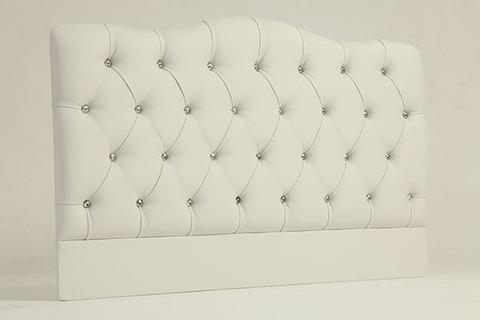 Панель декоративная 1 (для БИ 07) (кожа белый)
