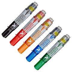 Набор маркеров для досок PILOT WBA-VBM-M-S5 набор 5цв.