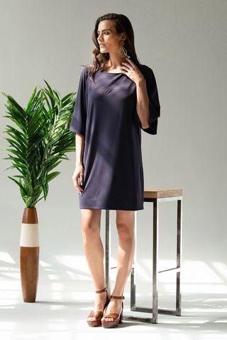 Платье 60422-2 фиолетовый Laete