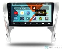 Штатная магнитола для Toyota Camry V50 на Android 8.1.0 Parafar PF131K