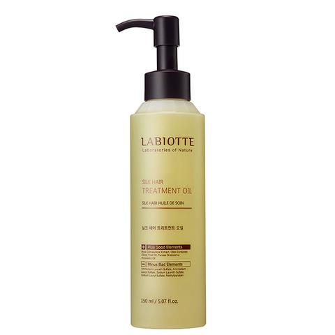Масло для волос LABIOTTE Silk Hair Treatment Oil 150ml