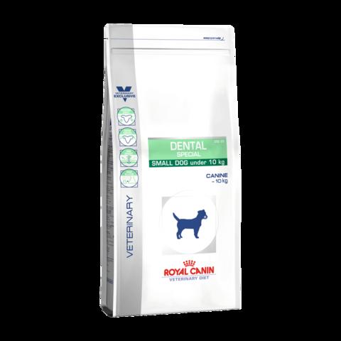 Royal Canin Dental Special Small Dog DSD Сухой корм для собак до 10 кг для гигиены полости рта и чистки зубов