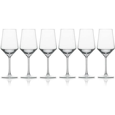 Набор бокалов для красного вина «Pure», 540 мл