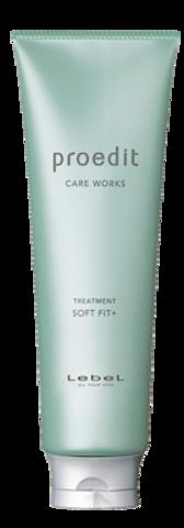 Маска для волос линии PROEDIT HAIR TREATMENT SOFT FIT PLUS, 250 мл.