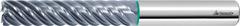 Твердосплавная фреза для чистовой обработки Master Steel HPC TiAlN